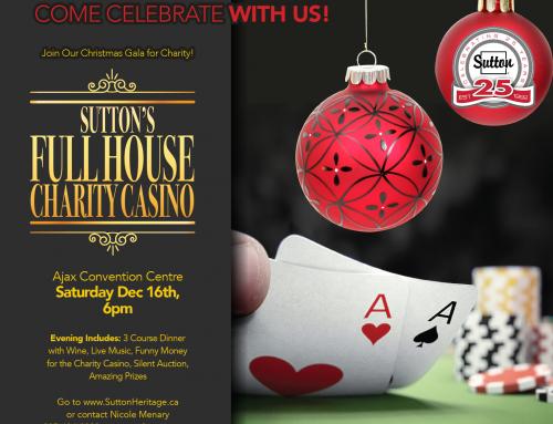 Sutton Holiday Casino Event Ads