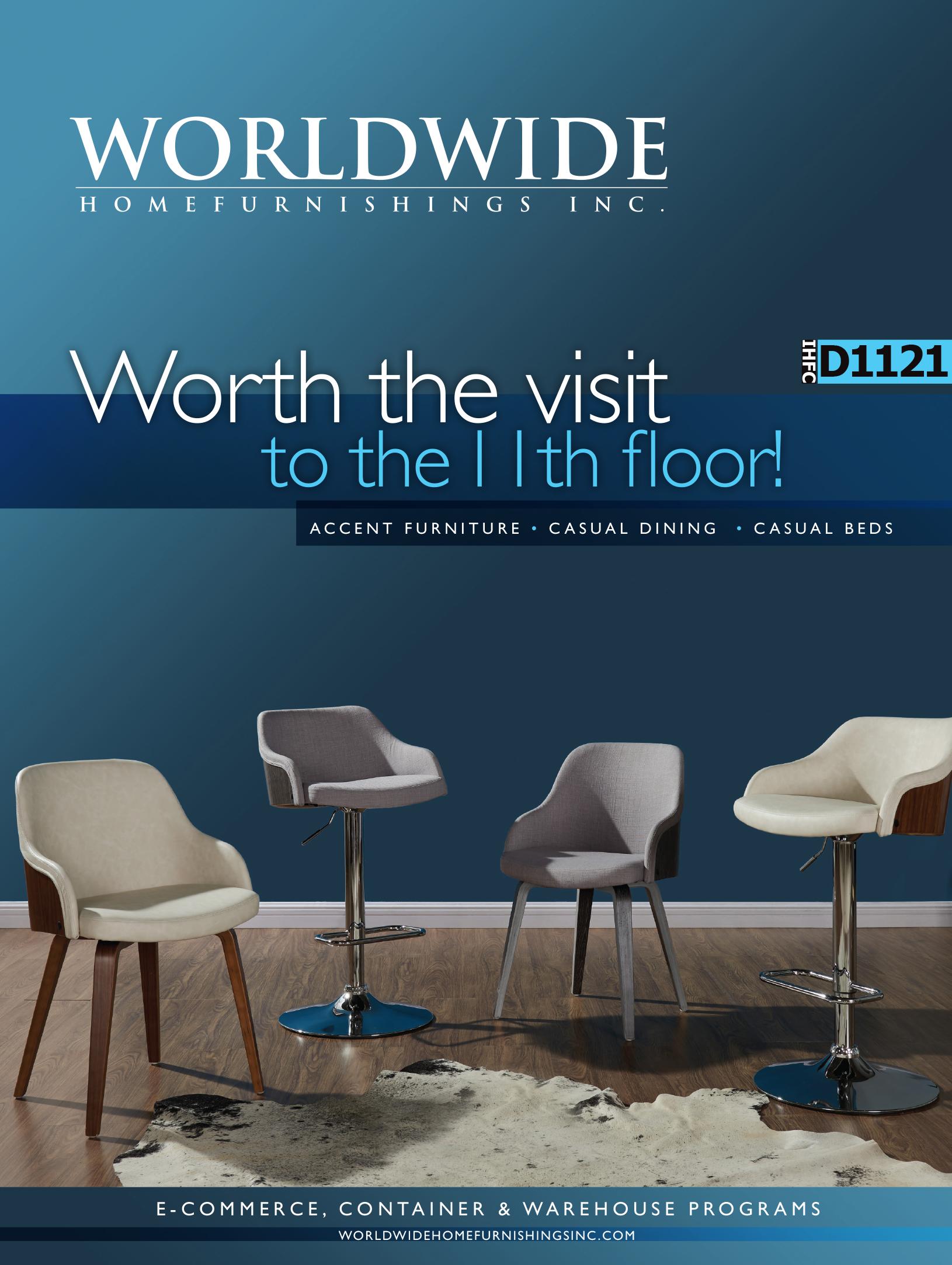 Worldwide Homefurnishings Trade Show Campaign